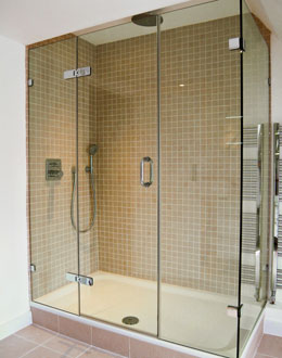 Why Frameless Shower Enclosures Are Easier To Clean