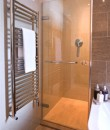 custom made frameless shower enclosures
