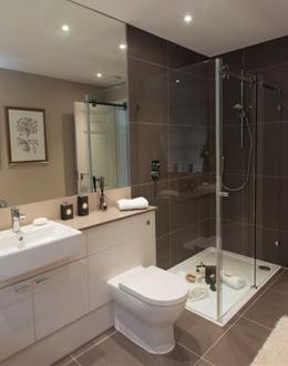 millgate bespoke walk-in showers