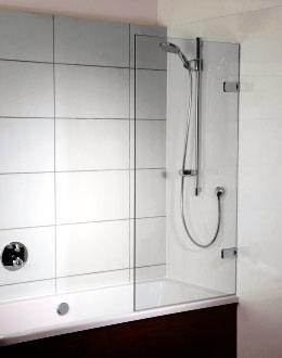 Bathscreen Single Panel