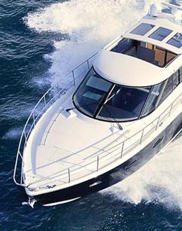 Bespoke Shower Enclsure on Yacht