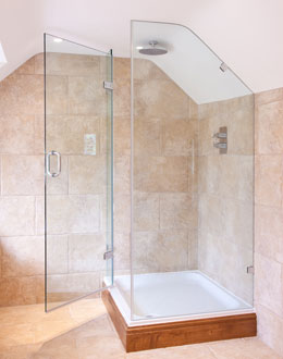 Shower Enclosure Special Layouts