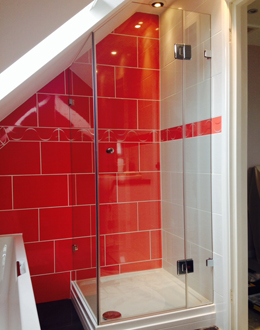 Loft-conversion-shower-enclosure