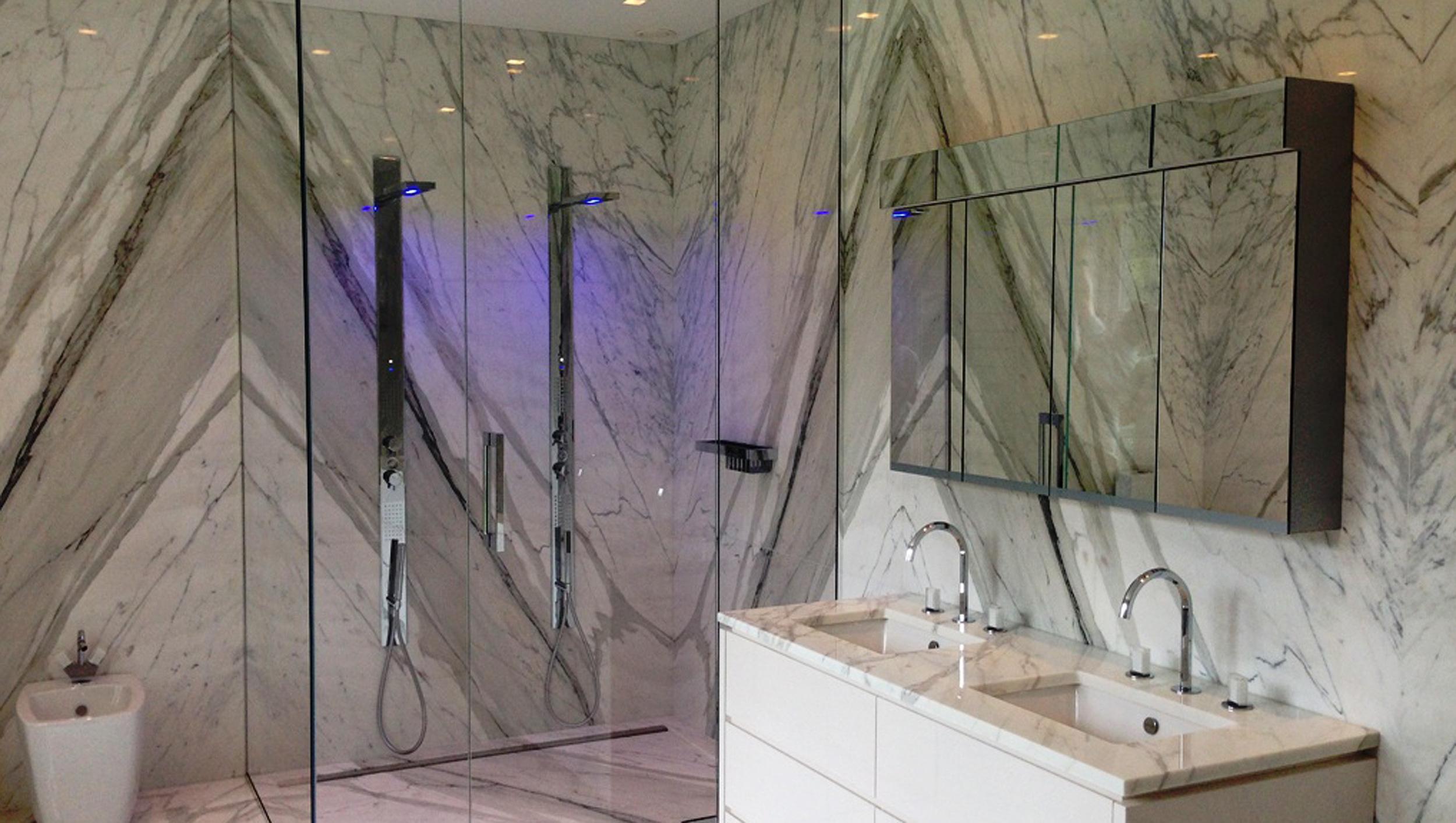 Bespoke Shower Enclosures From Showerpower